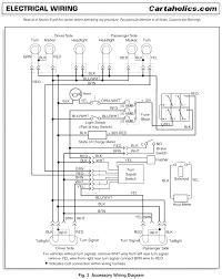 2005 ez go workhorse wiring diagram wiring diagrams