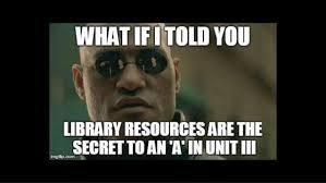 Research Meme - library research 101 fall 2014 meme edition 58