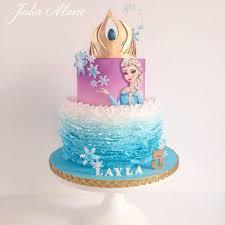 incredible frozen birthday cake design birthday cakes gallery