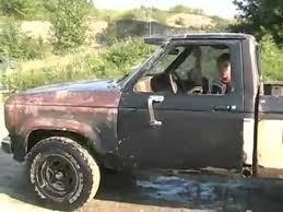 1986 ford ranger 4x4 1986 ford ranger gets swed in lake davidsfarmison bliptv now