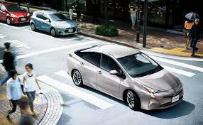 is toyota japanese japan toyota releases new prius with v2x technology