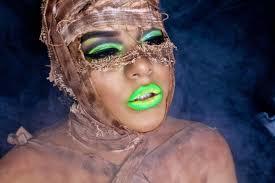 Cleopatra Makeup Tutorial Halloween Costume Ideas Youtube Mummy Makeup Tutorial Youtube