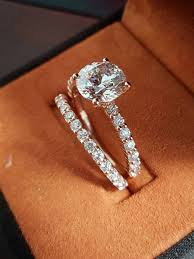 Stacked Wedding Rings by 30 Unique Custom Style Diamond Engagement Rings Ring Wedding