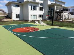 the courts of march madness sport court