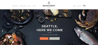 attractive food and restaurant web designs