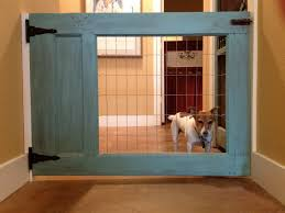 how to frame a door opening made my own dog gate using half an old door with the glass traded