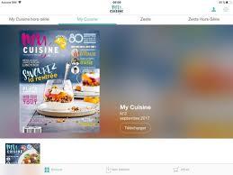 magazines cuisine my cuisine magazine apk free magazines app for