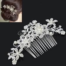 pearl hair comb pearl hair comb ebay