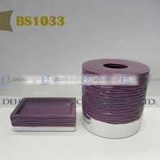 Black And Purple Bathroom Sets Bathroom Accessories Sets And Purple Bathroom Accessory For Hotel