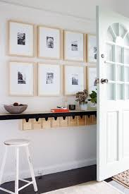 Wood Gallery Shelves by 26 Gallery Wall Ideas With Same Size Frames Shelterness