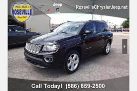 2014 jeep compass consumer reviews used jeep compass for sale in detroit mi edmunds