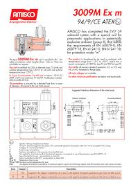 3009m exm amisco pdf catalogue technical documentation