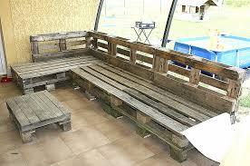 fabrication canap en palette fabriquer une table a manger en palette fabriquer un bar en bois