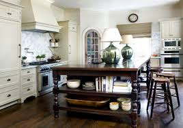 kitchen island table design ideas kitchen lighting adding warmth with table lamps driven by decor