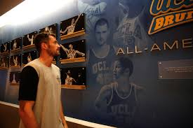 bruin walk by kevin love
