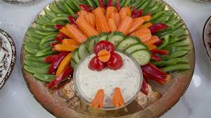 decort cuisine creative thanksgiving food drink decor and craft ideas today com
