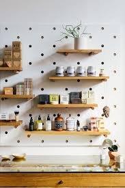 Pegboard Ideas Kitchen 意匠id的照片 微相册 Coffee Pinterest Pegboard Garage
