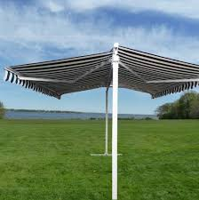Free Standing Awning Legends Retractable Awnings