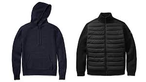canada sweater canada goose launches technical sweater collection s journal