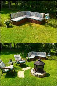 Pallet Garden Furniture Some Fascinating Diy Projects With Old Wood Pallets Pallet Wood