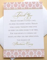 sympathy thank you cards 25 best sympathy thank you cards ideas on handmade