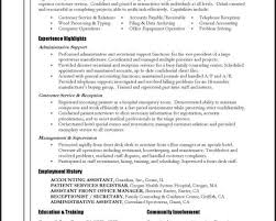 Hr Resume Templates Barn Manager Sample Resume Sample Paralegal Resume With No Experience