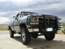 Dodge Ram 92 - post pics of your bumper brushguard page 2 dodge diesel