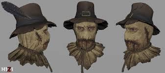 scarecrow halloween mask scarecrow mask for halloween event imgur