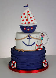 nautical baby shower cakes cakes by dusty nautical baby shower