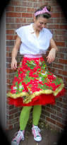Black Tree Skirts Cassie Stephens Christmas Tree Skirt