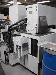 mitsubishi fx 10 5 axes cnc wire edm machine with auto threading