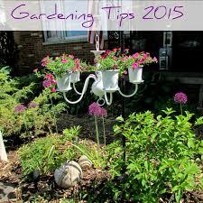 spring garden tips u0026 photos 2015 rustic u0026 refined