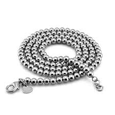silver ball pendant necklace images Online shop fashion man sterling silver ball pendant necklace jpg