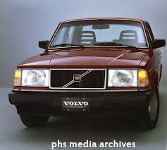 volvo big rig dealership 1988 volvo 240 future classic phscollectorcarworld