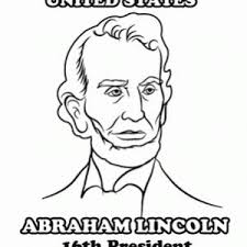 lincoln coloring pages 4704 best places to visit images on pinterest places to visit