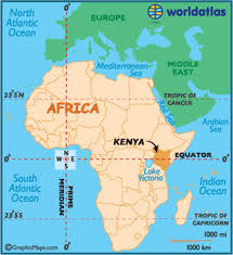 geographical map of kenya kenya map geography of kenya map of kenya worldatlas