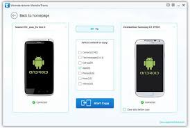 from android how to transfer apps from android to android phone