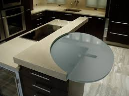 Stainless Steel Outdoor Countertops Brooks Custom by Verdicrete Concrete Countertops Brooks Custom