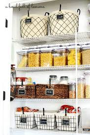 kitchen pantry storage cabinet ideas 25 best kitchen pantry organization ideas how to organize
