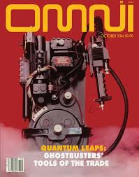 spirit halloween proton pack ghostbuster omni magazine proton pack cover page 2