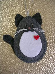 1418 best felt cats and kittens images on
