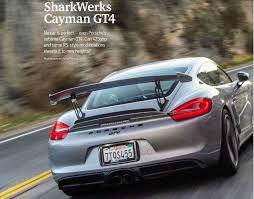 porsche sharkwerks porsche 981c porsche cars history