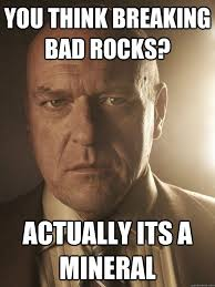Hank Meme Breaking Bad - this point made by hank 37 jokes only breaking bad fans will
