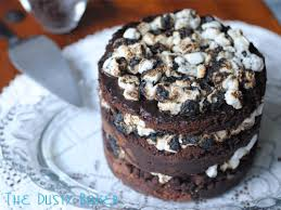chocolate mallow layer cake u2013 gluten free for milk bar mondays