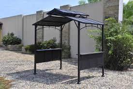 Patio Tent Gazebo by Outdoor Shade Your Backyard By Using Stunning Sears Pergola