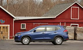 2017 nissan rogue interior 3rd row 2017 nissan rogue in depth model review car and driver
