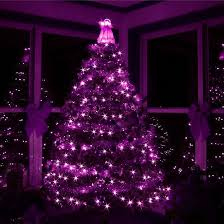 purple christmas tree purple christmas trees happy holidays