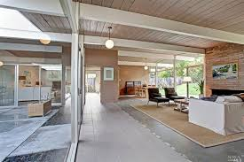 Eichler Style Just Love The 70 U0027s Minimalist Style And The Feeling Of Space And