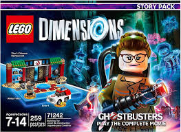 Dimensions Amazon Com Ghostbusters Story Pack Lego Dimensions Not Machine