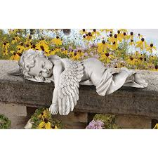 Statues For Home Decor by Young Angel Statues Sculpture Ideas For Outdoor U0026 Indoor Garden